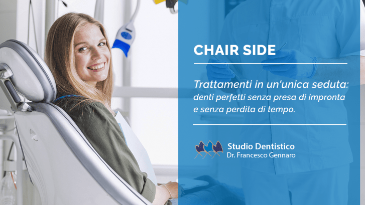 chair-side studio dentistico
