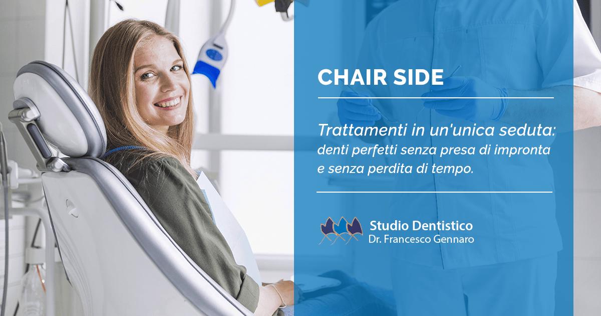 chair-side studio dentistico